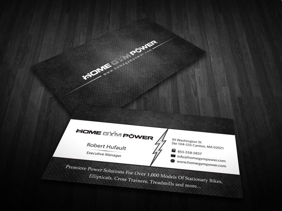 Freelance create an amazing business card for a provider
