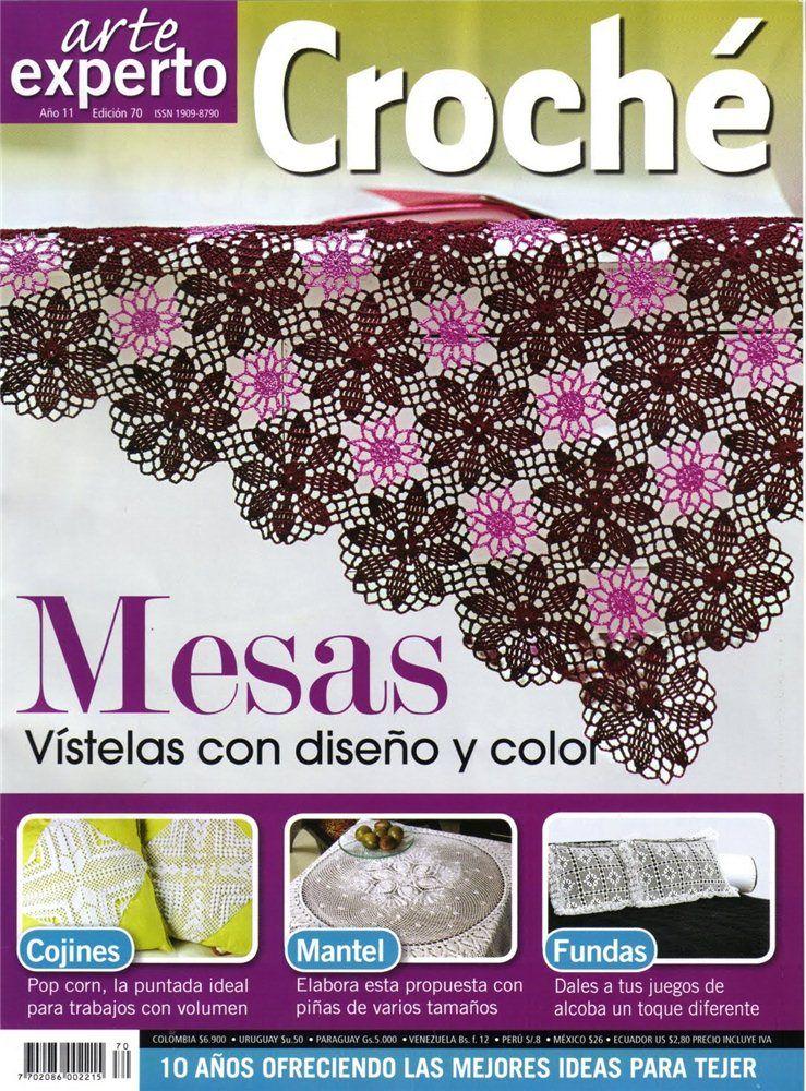 Arte Experto Croche N 70 - diamondinapril - Picasa Web Albums