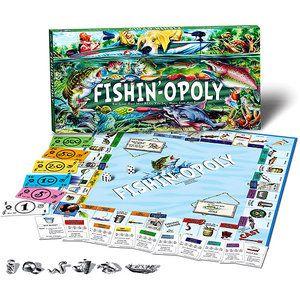 Photo of Fishin'-Opoly Brettspiel – Walmart.com