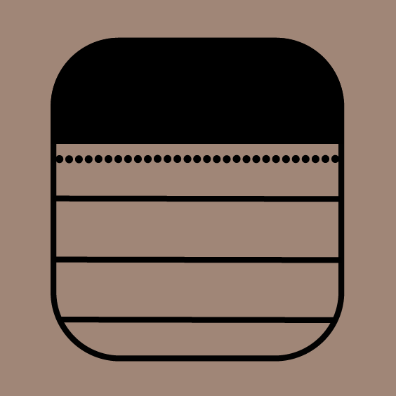 Neutral Notes App Icon App Icon Iphone Photo App Iphone Wallpaper App