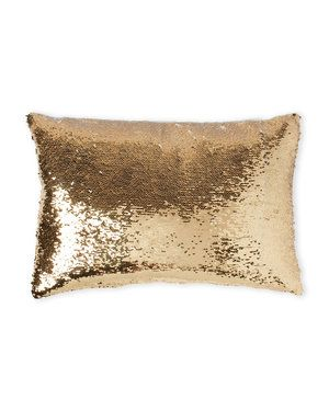 Melody Mermaid Sequin Pillow