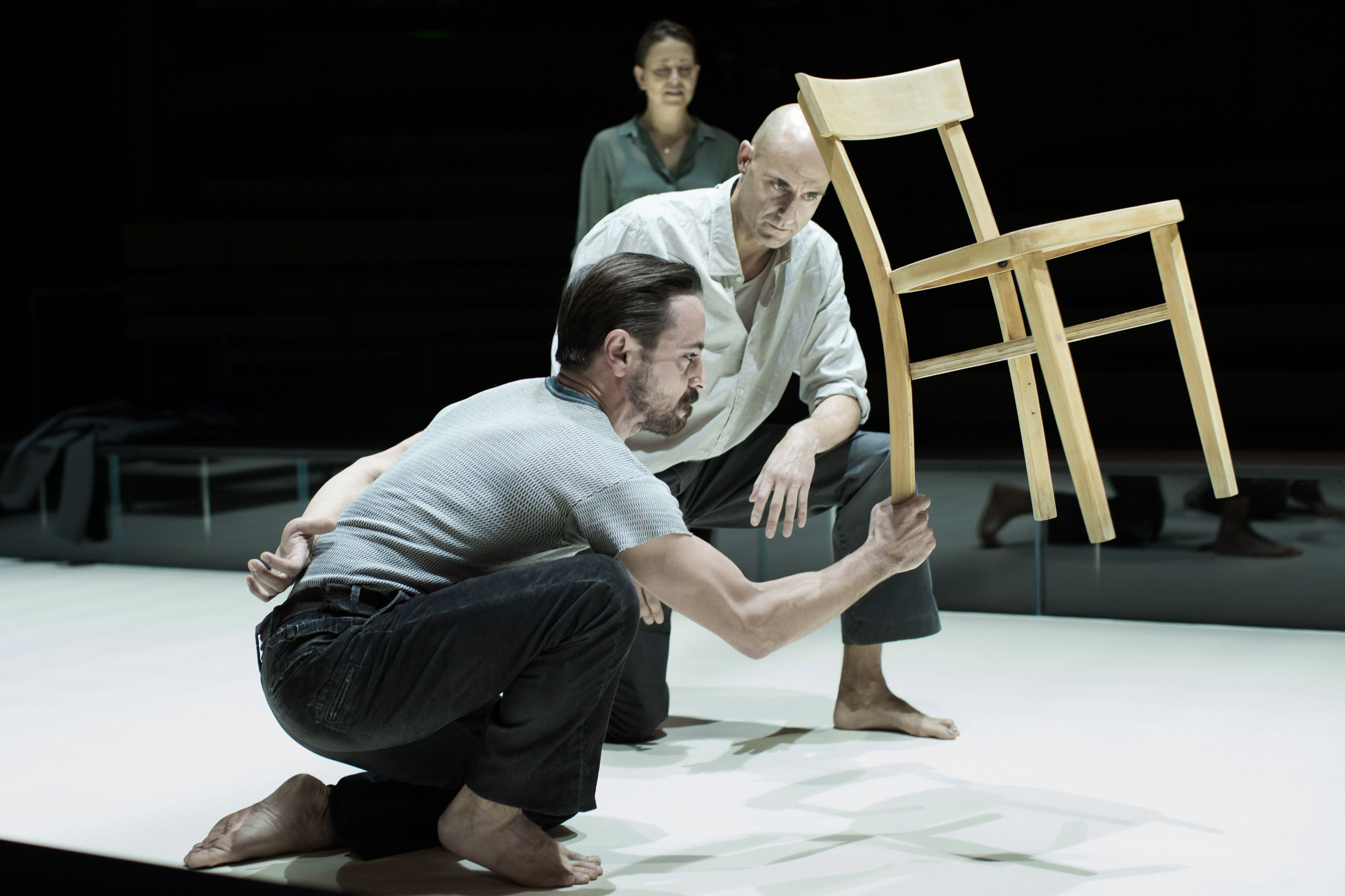 A View From The Bridge Ivo Van Hove Nt Live Young Vic Ivo Van Hove National Theatre Live