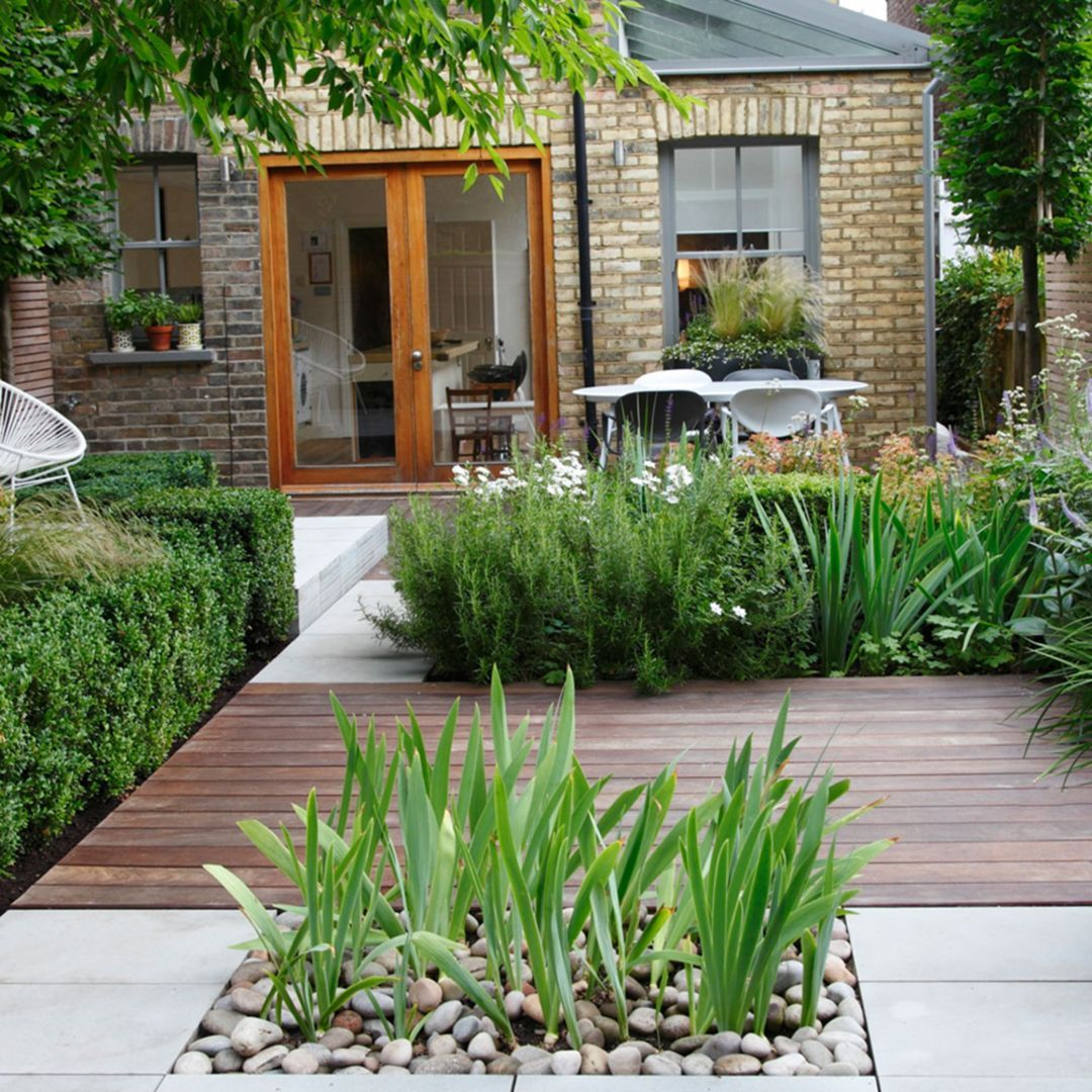 25 Creative Small Garden Ideas For Fantastic Homes Front Yard