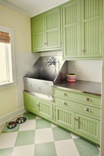 vier pour laver les chiens pi ce pour les loulous. Black Bedroom Furniture Sets. Home Design Ideas