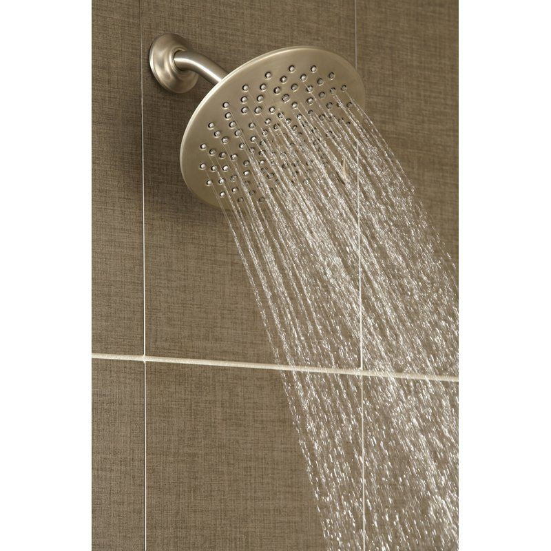 Velocity Multi Function Rain Shower Head With Immersion Shower