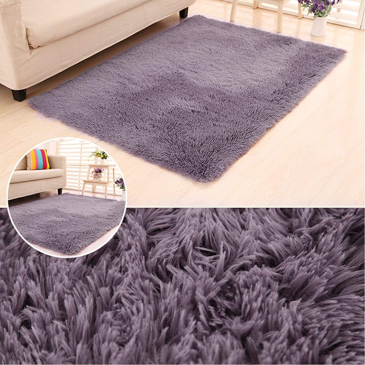 Amazon Com Lochas Soft Indoor Modern Area Rugs Fluffy Living Room Carpets Suitable For Children Bedr Living Room Area Rugs Living Room Carpet Modern Area Rugs #soft #area #rugs #for #living #room