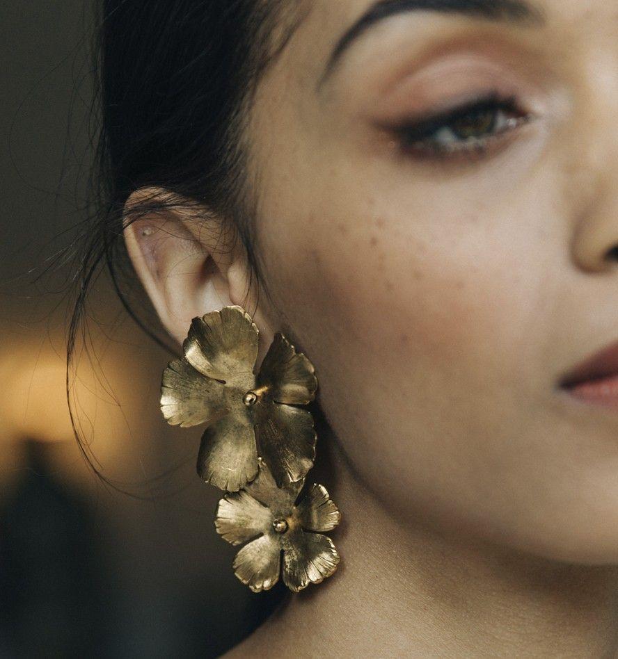 Jennifer Behr Chloe Earrings rNKUSMjr5D
