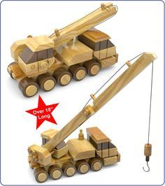 Table Saw Magic Super Crane Wood Toy Plans Pdf Download