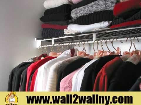 ▶ Temporary Bookshelf Room Divider, Bookcase Walls, & Wardrobe Walls - YouTube