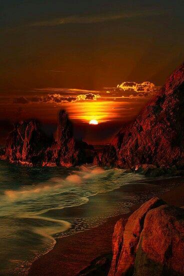Pin By Tim Gruskovak On Scenic Views Beautiful Nature Nature Photography Beautiful Sunset