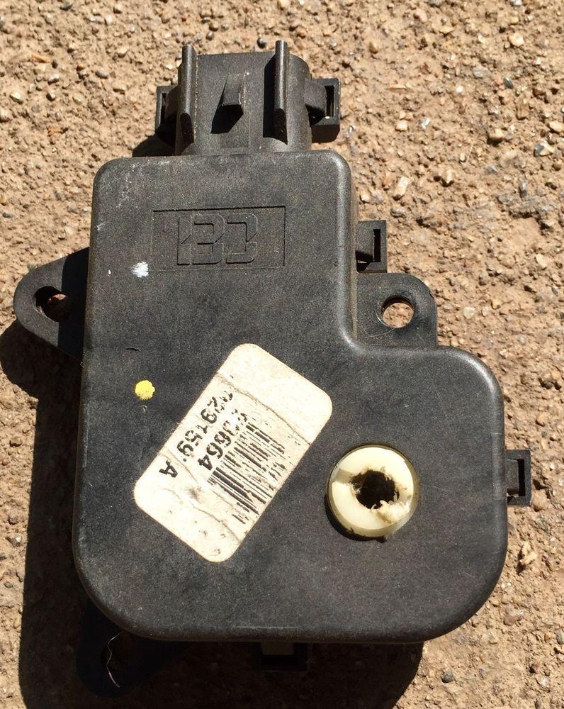 1999 2004 Jeep Grand Cherokee Blend Door Actuator Heater 50664 Oem Jeep Grand Cherokee Jeep Grand Oem