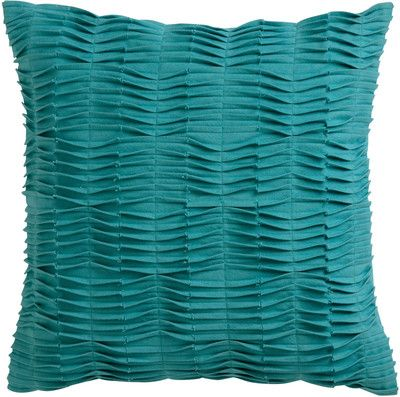 Ethan Allen Teal Pleated Pillow Pillow Pinterest Pillows New Ethan Allen Decorative Pillows