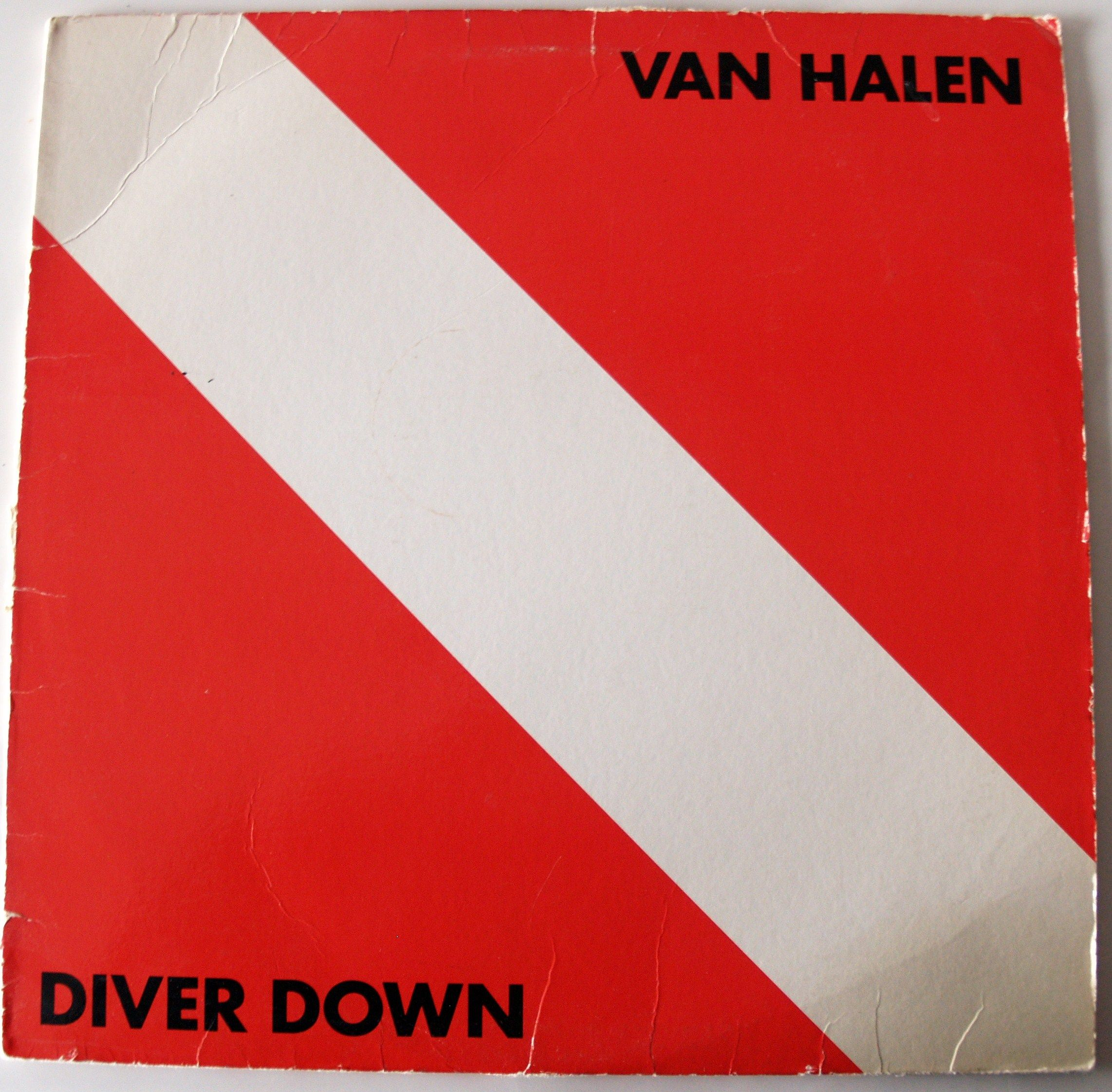 Diver Down Van Halen Van Halen Good Music Best Albums