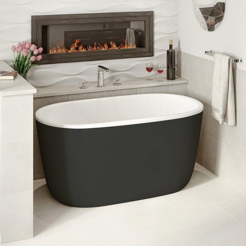 Colored Bathtubs With Images Luxury Bathroom Boho Bathroom