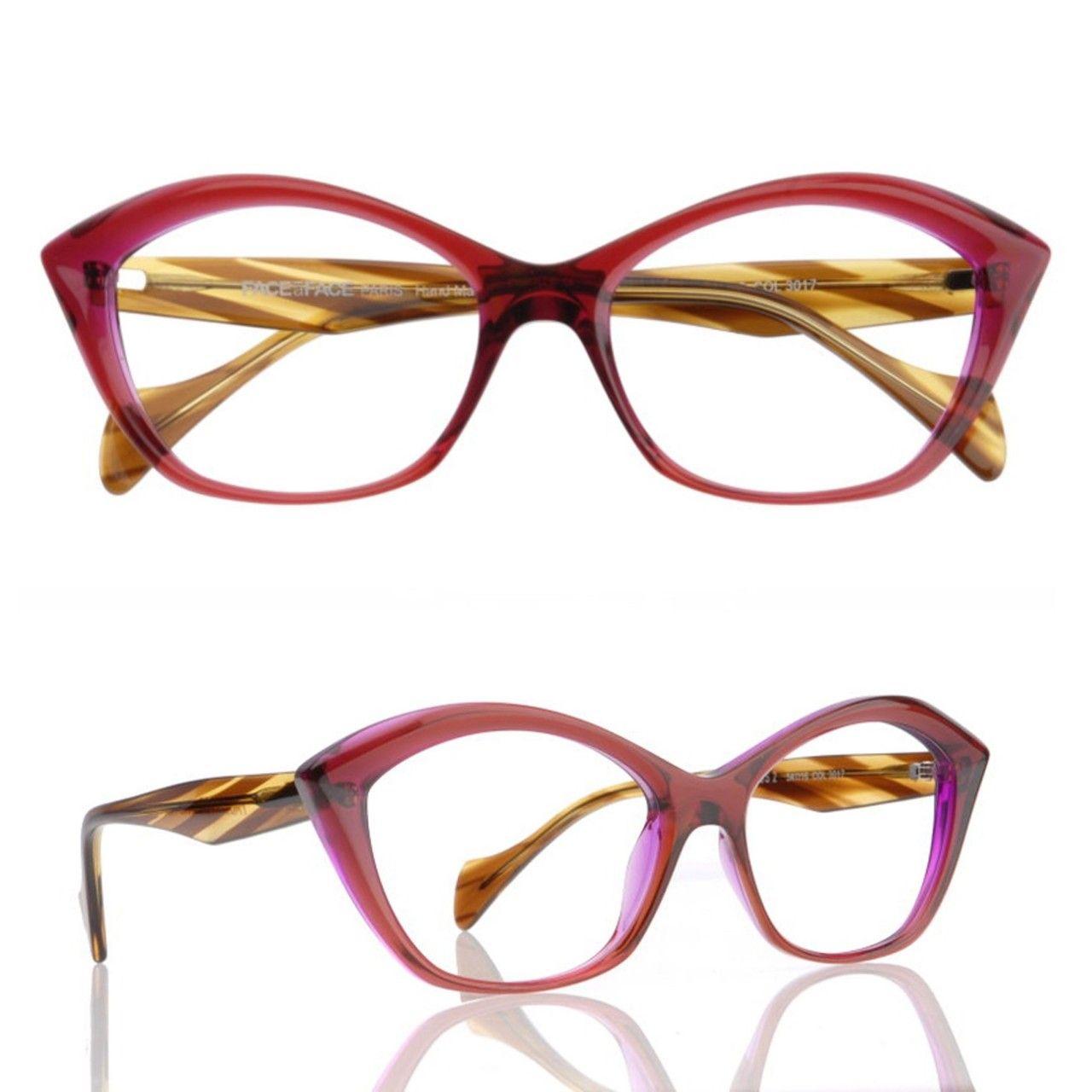 INESS 2 | Face a Face | Designer Face a Face eyewear | Acetate Eyeglasses