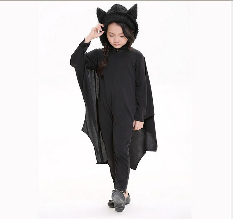 Meeyou Kids Unisex Vampire Bat Costume
