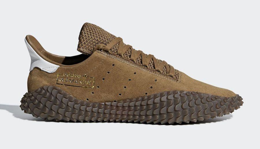 adidas Kamanda Brown Pack Release Date | Zapatos mujer ...