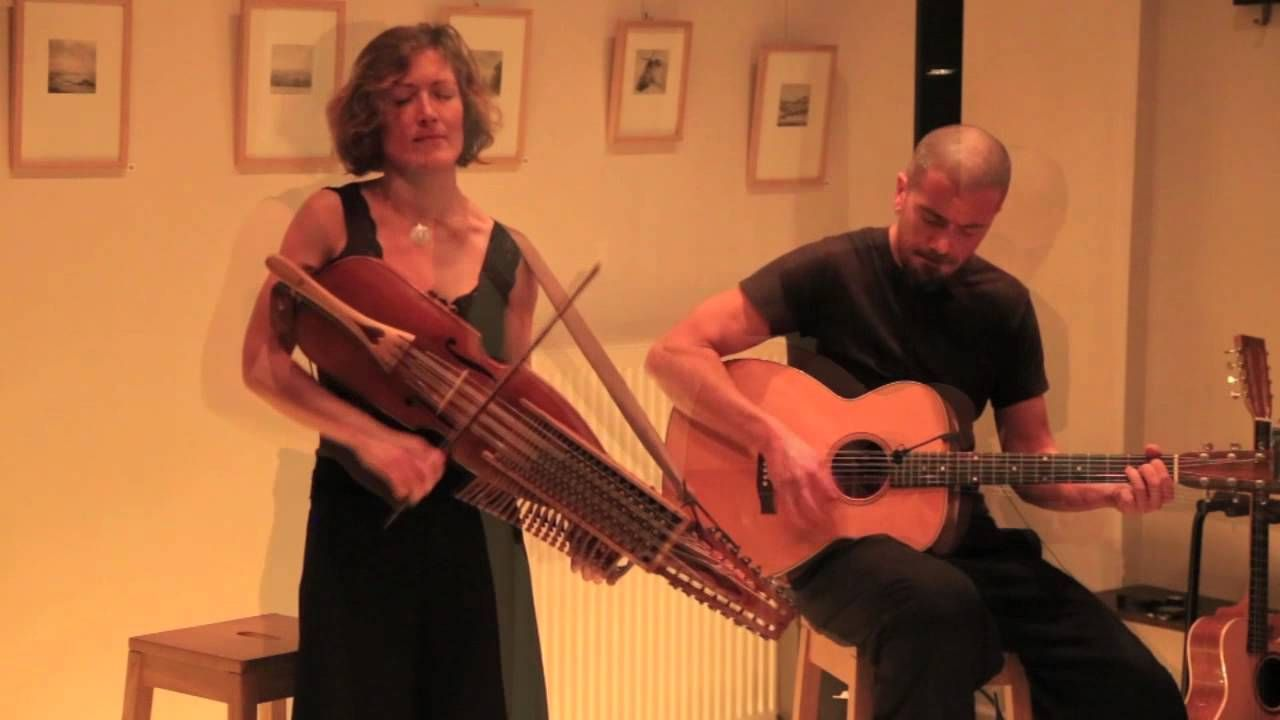 "Concert ""duo Octantrion"", Paris 2013, exposition ""same gravyr"""