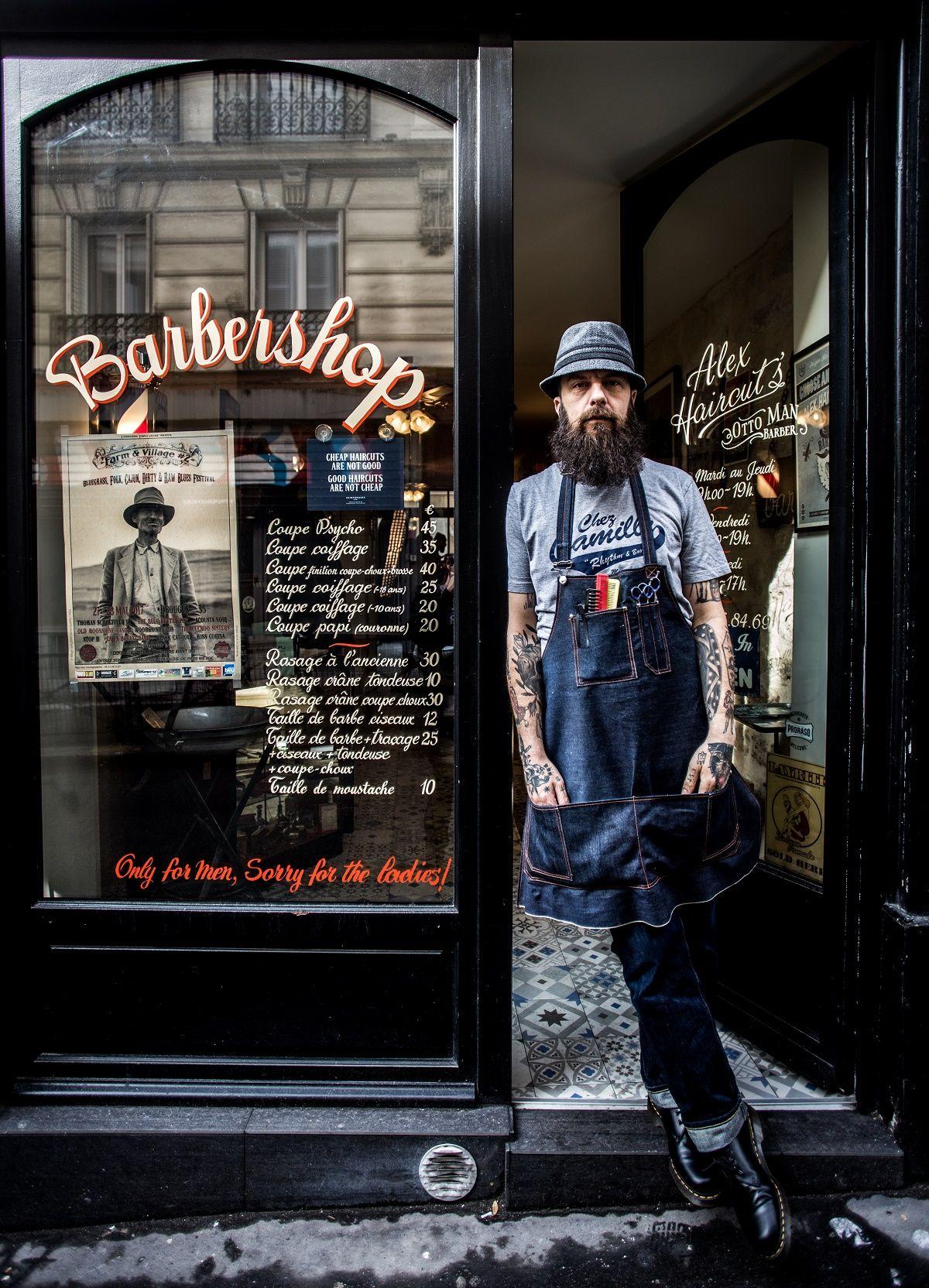 THE ORIGINALS SERIES: FATIH | Just Because | Barbershop ...
