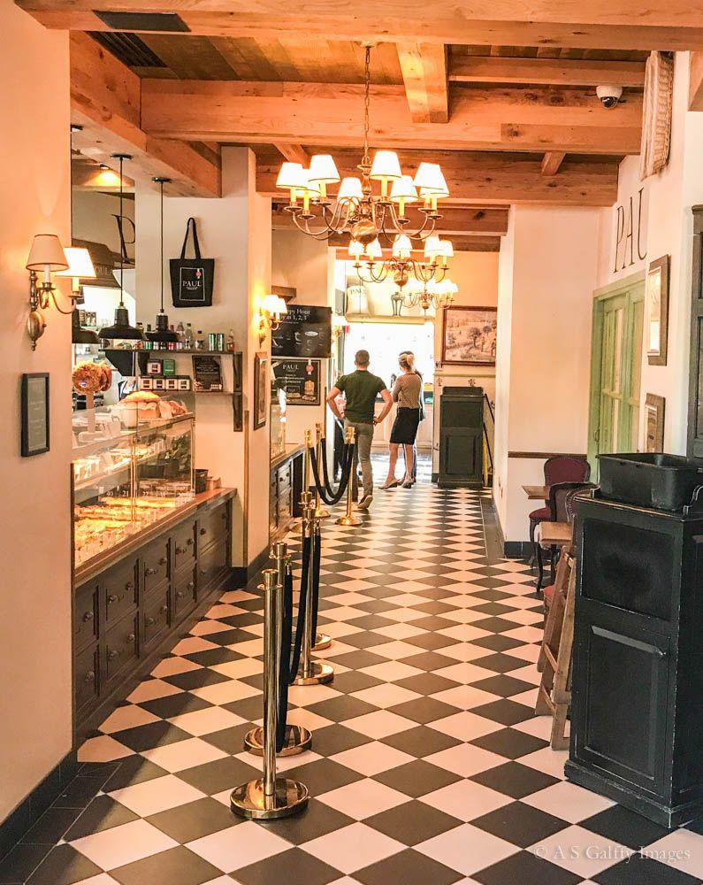 Paul's French Bakery in Washington DC