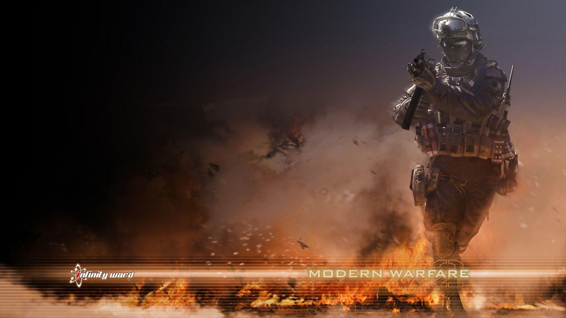 Call Of Duty Modern Warfare 2 Callofduty Modernwarfare2 Modernwarfare Galeri Duvar Kagidi