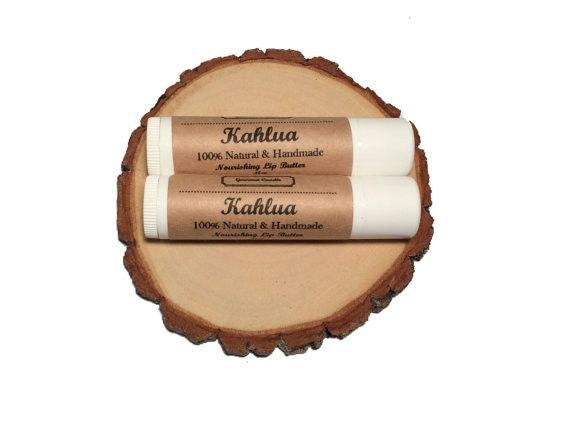 Lip Butter: Kahlua