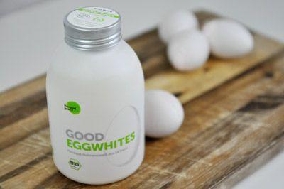 Pumperlgesund, das heißt so viel wie kerngesund  –  und mit den Good Eggwhites ist das auch ganz einfach umzusetzen.