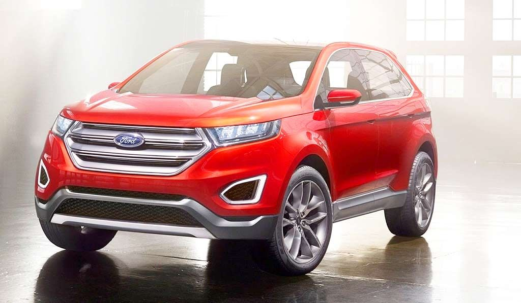 Pin Oleh Beesyahira Di Ford Edge