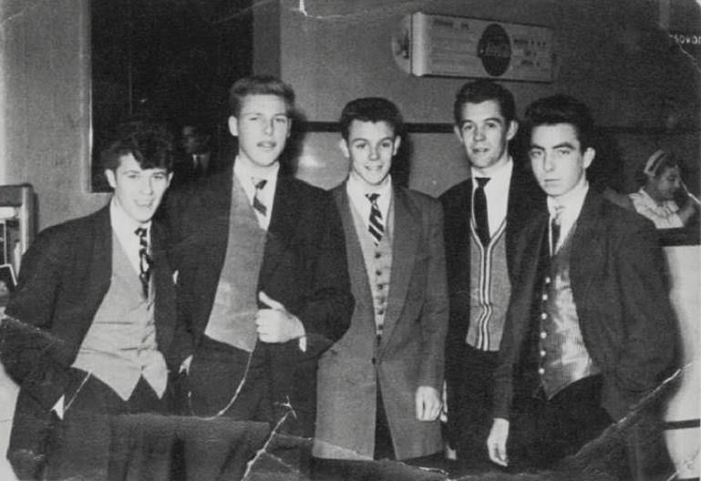 Edwardian Teddy Boy Suits Tailors In London: Teddy Boys- The British Working-class Adolescents Adapted