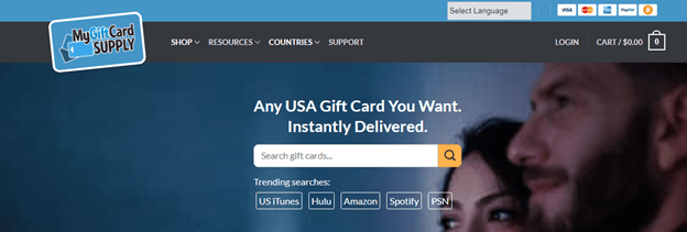 10 Stores That Accepts Paypal Credit For Amazon Gift Card Amazon Gift Cards Gift Card Amazon Gifts