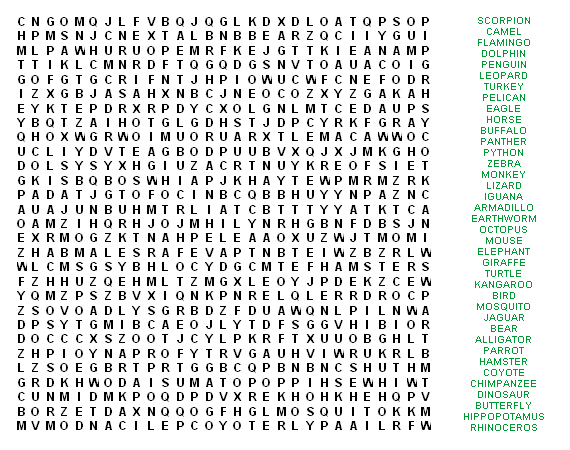 Fabulous image pertaining to 100 word word search printable