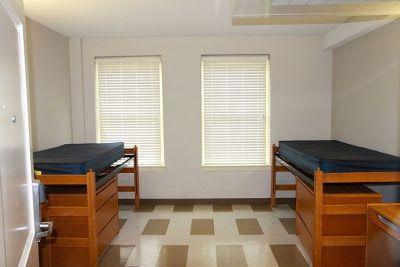 Rattler Nation Housing House Renovations Dorm Room