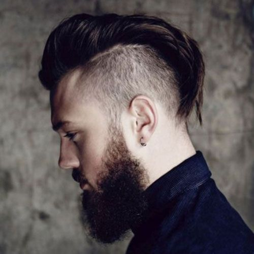35 Best Short Sides Long Top Haircuts 2020 Styles Mohawk Hairstyles Men Mohawk For Men Mens Hairstyles Undercut