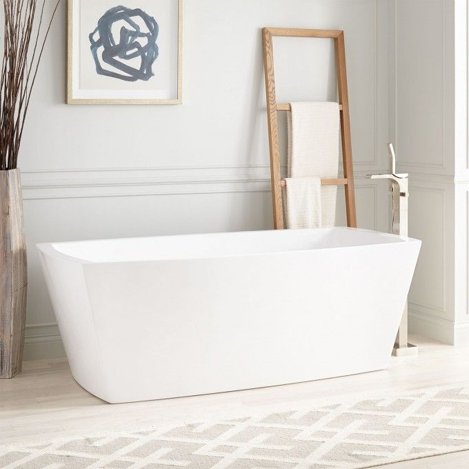 Avie Acrylic Freestanding Air Tub - Freestanding Tubs - Bathtubs ...