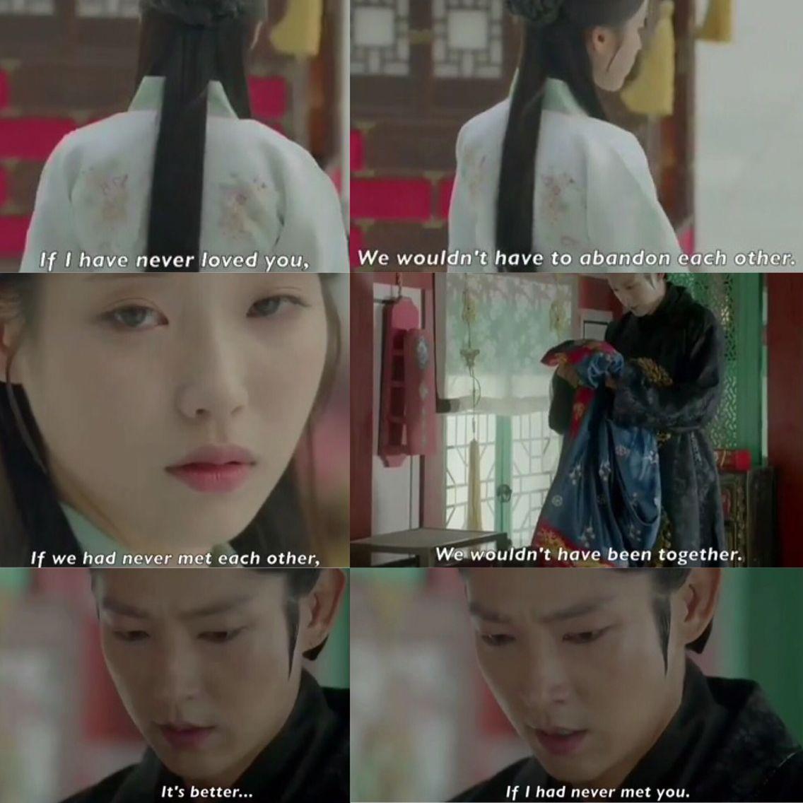 Scarlet heart ryeo Ep 19. #kdrama #scarletheartryeo | Moon ...