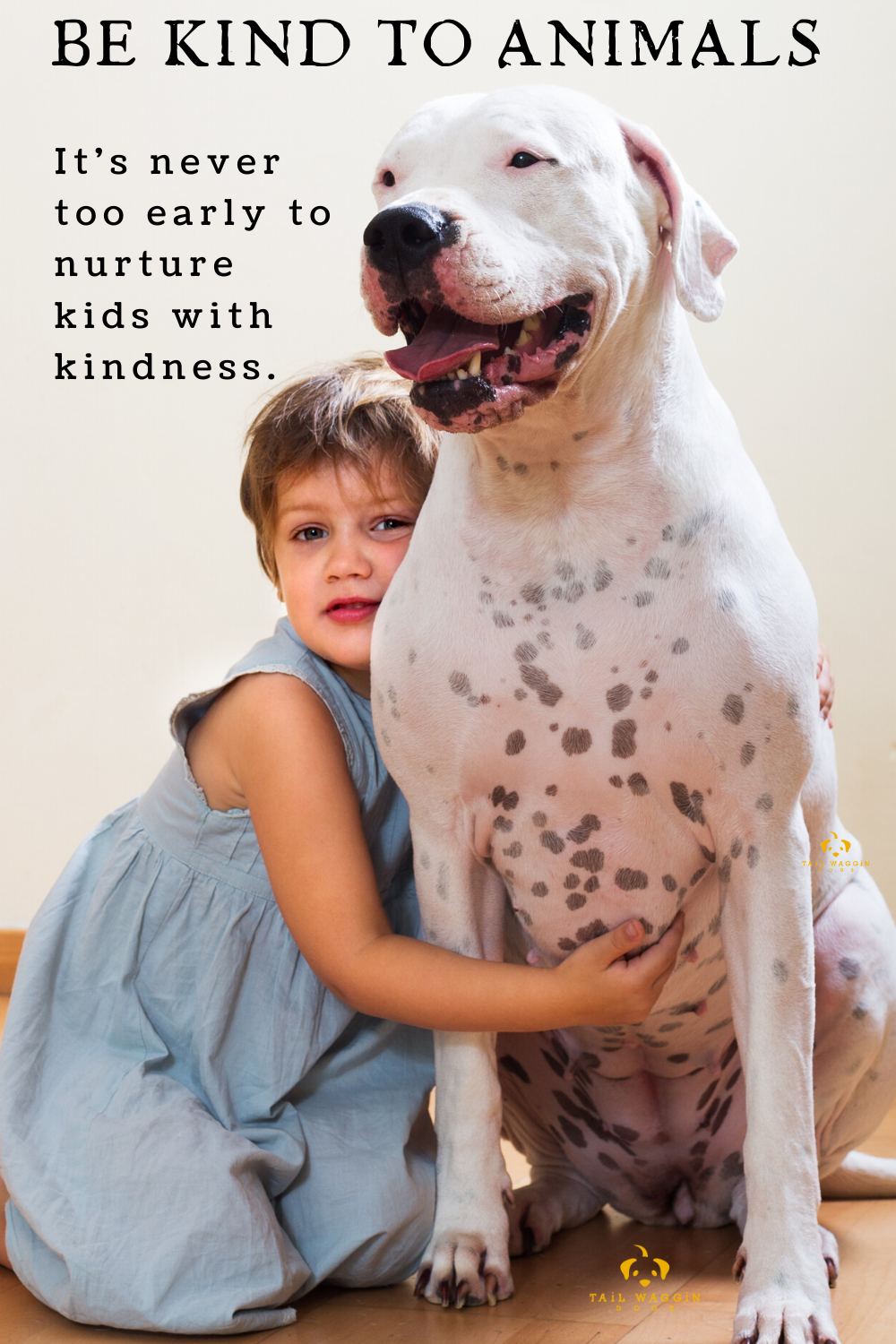 It takes nothing away from a human to be kind to animals.   #BeKindToAnimalsWeek #nationalpetmonth #animallover #doglover
