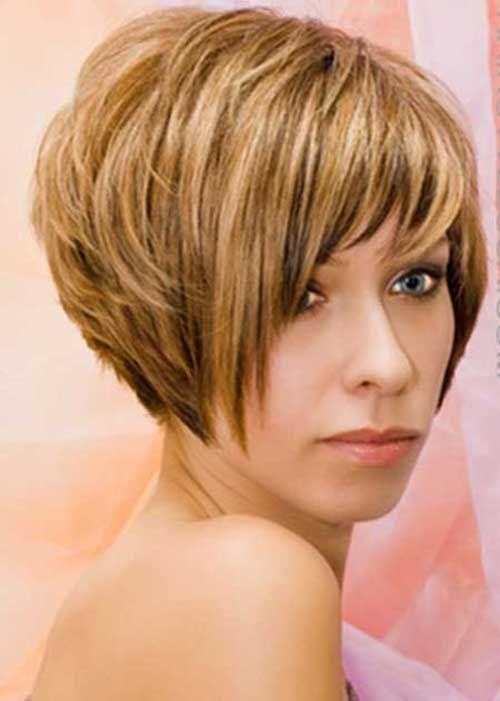 8 Honey Blonde Short Hair 2016 Kurzhaarfrisuren Flippige Kurzhaarfrisuren Kurzhaarschnitt Fur Feines Haar