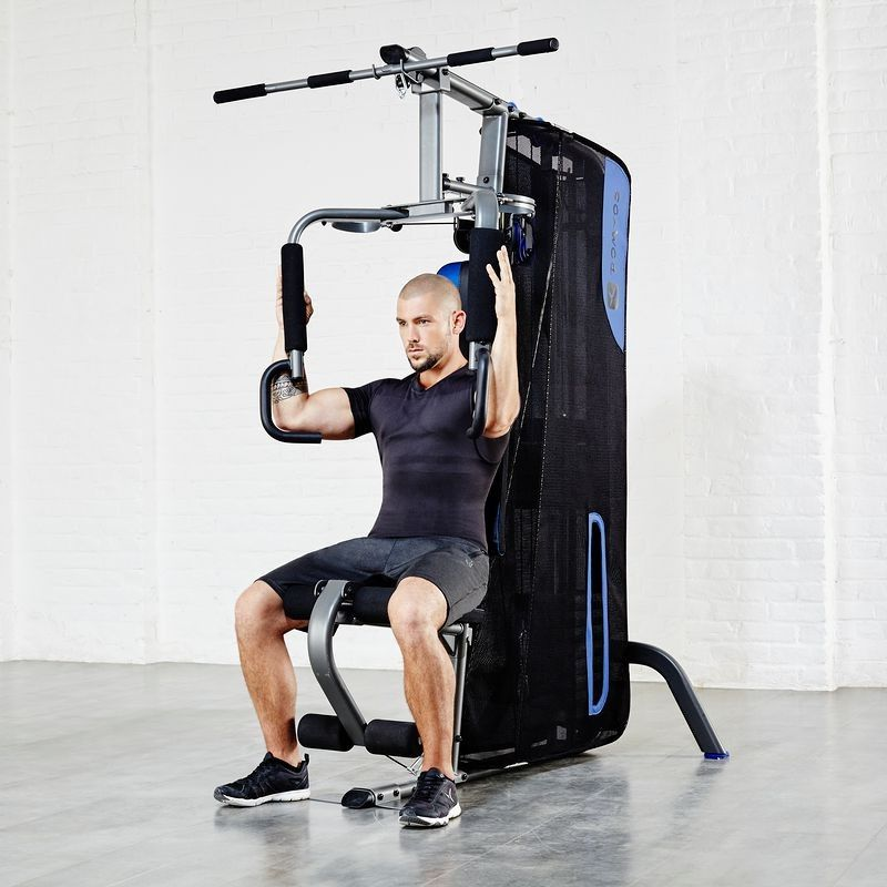 Home Gym Compact Fitness Crosstrainer Krafttraining