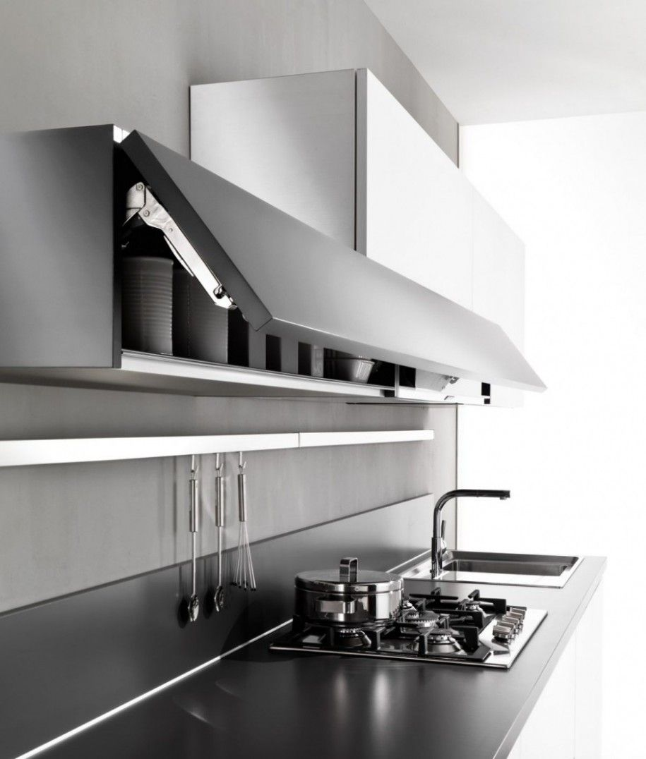 Environmentally Friendly Kitchen Cabinets: Amazing Eco Friendly Pedini Kitchen Ideas Inspiration