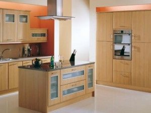 Single Oven With Combi Microwave Above
