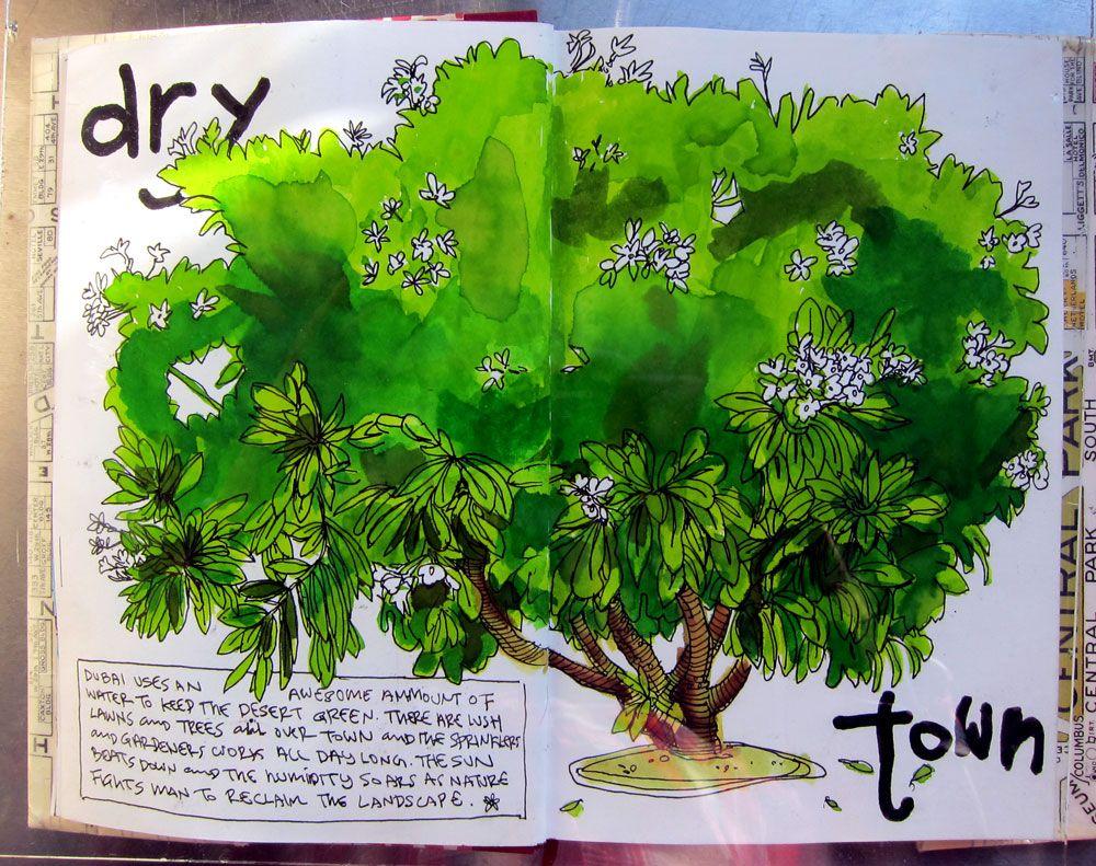 Danny Gregory Danny Gregory Sketchbook Journaling