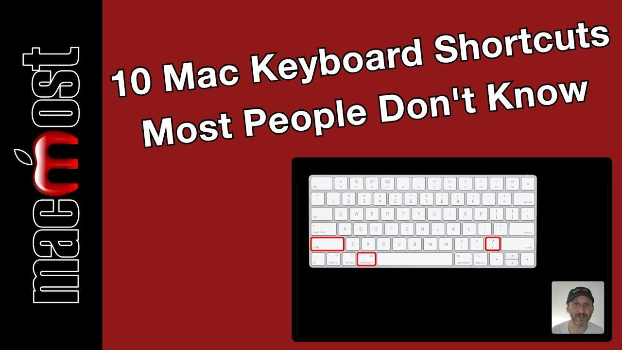 10 Useful Mac Keyboard Shortcuts Most People Don't Know