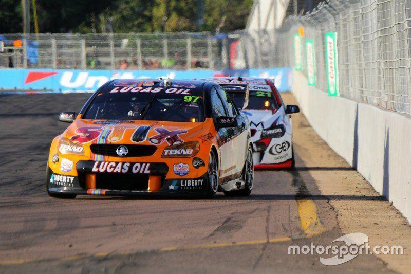 Shane Van Gisbergen Tekno Autosports Holden Motorsport Holden Super Cars