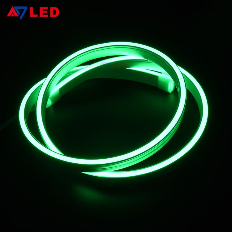 6x12mm Flexible Led Neon Light Dc24v Adled Light Led Neon Lighting Led Rope Lights Custom Neon Lights