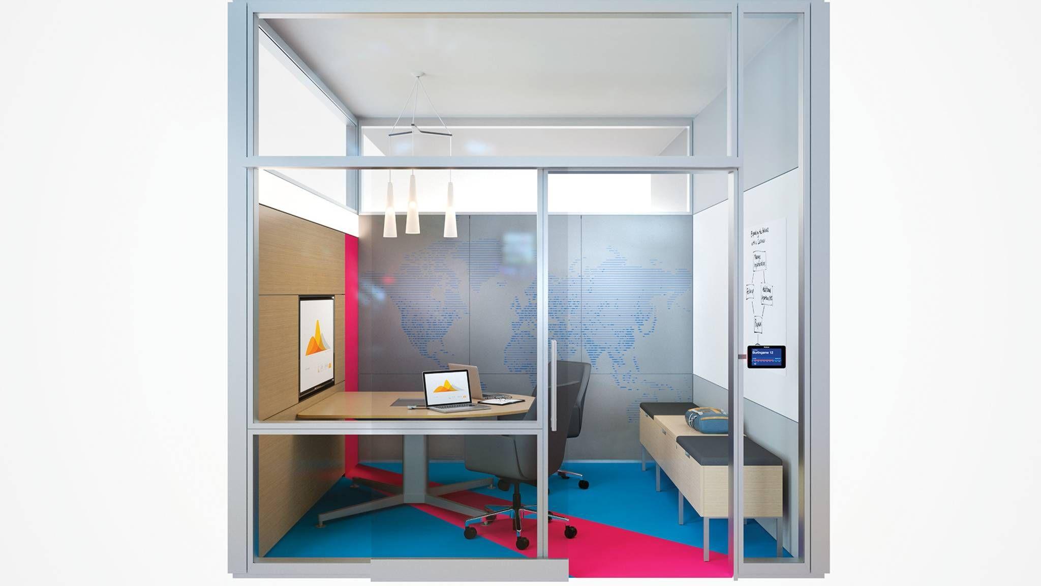 The Quiet Ones | Office interior design, Office interiors ...