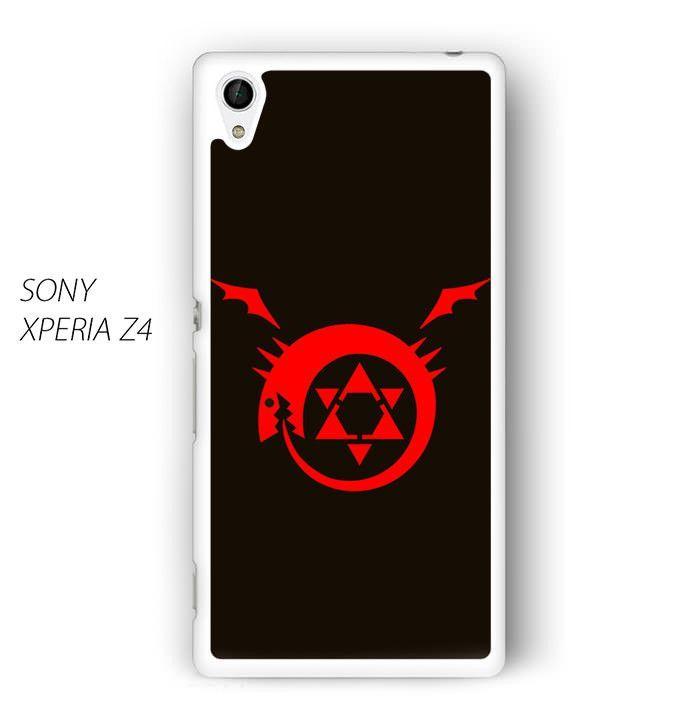 Fullmetal Alchemist Homunculus Symbol Ar For Sony Xperia Z1z2z3