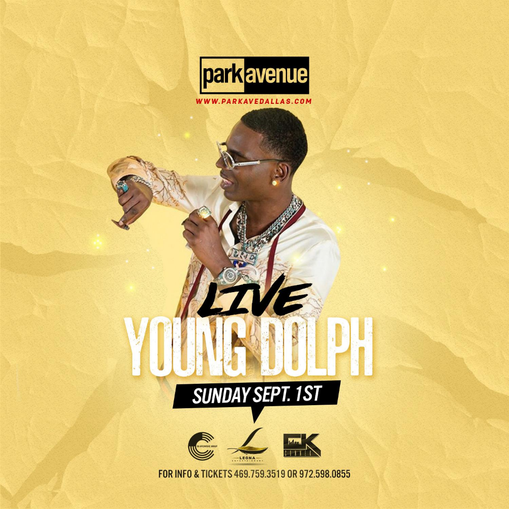 Young Dolph Live In Concert Park Avenue Dallas Gongago Dallas Park Avenue Concert Dallas