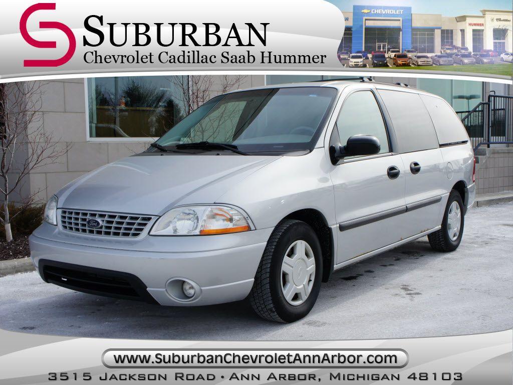 Used 2003 Ford Windstar For Sale Ann Arbor Mi Ford Windstar Chevrolet Suburban Chevrolet