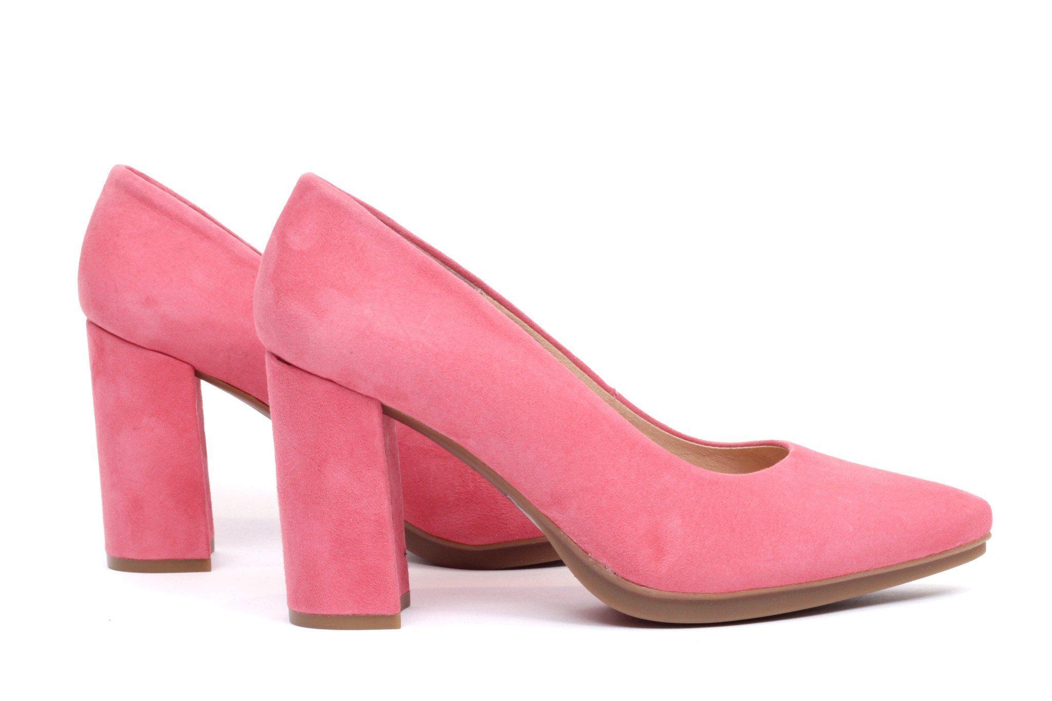 5593d05d3 miMaO Urban Rosa Geranio- Zapato mujer de tacon salon vestir maquillaje  cómodo - women high heels shoes rose pink makeup color comfort pumps
