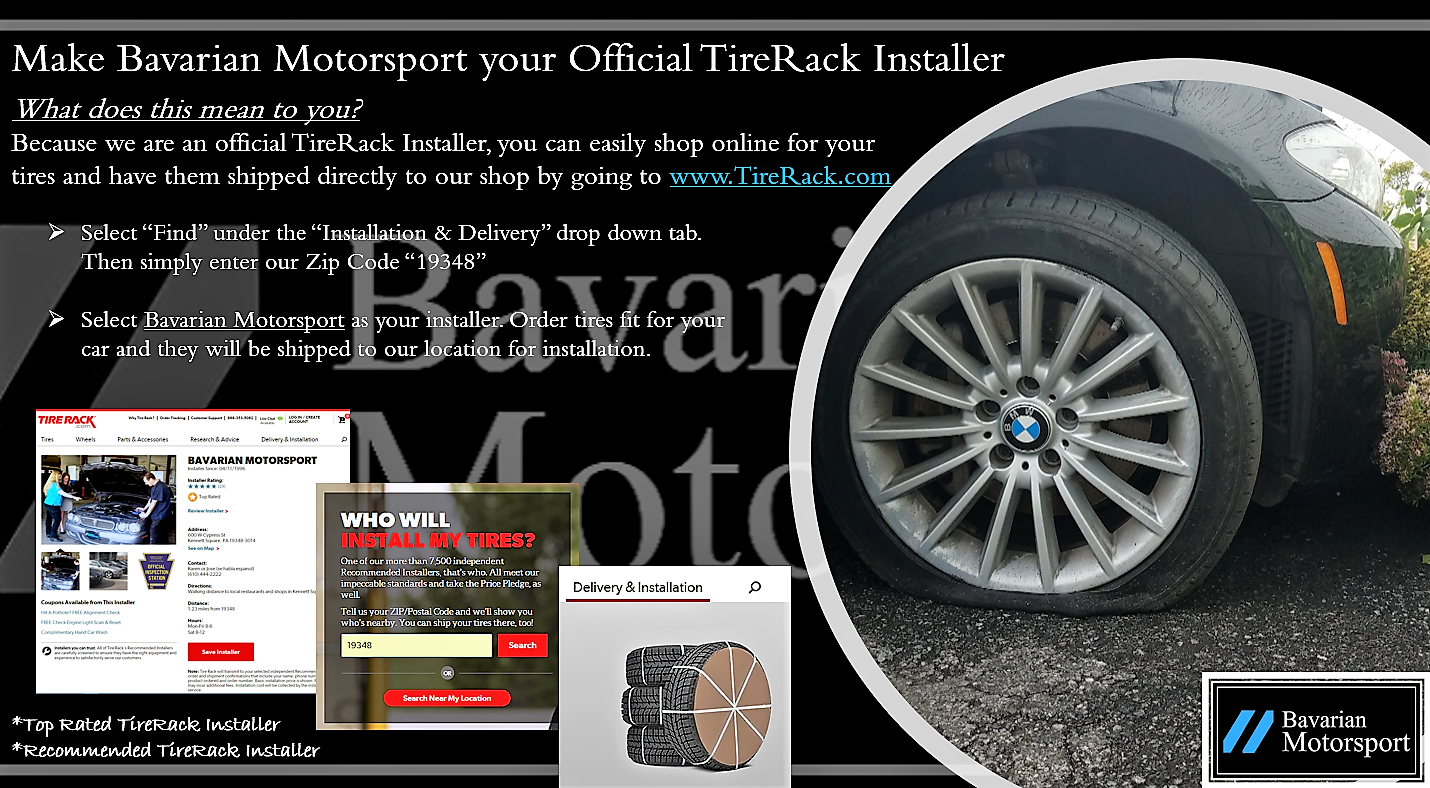 Don't know where to start when it comes to buying tires